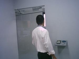 Huella digital - Control de acceso