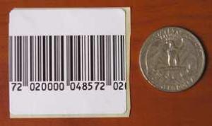 Etiquetas o labels RF 2