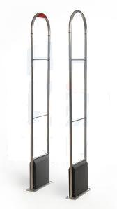 Huella digital - Antenas RF de metal OS0001