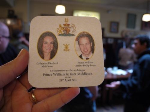 Huella digital- Alerta la boda real ya es una amenaza informática
