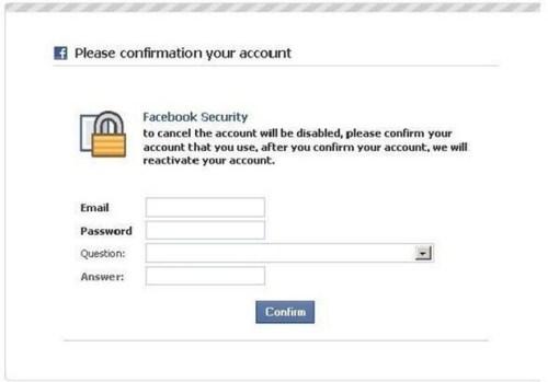 Huella digital - Bitdefender alerta por nuevo fraude en Facebook para robar los datos de acceso