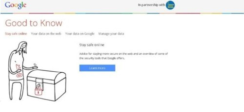 Huella digital - Google aconseja sobre seguridad online y privacidad