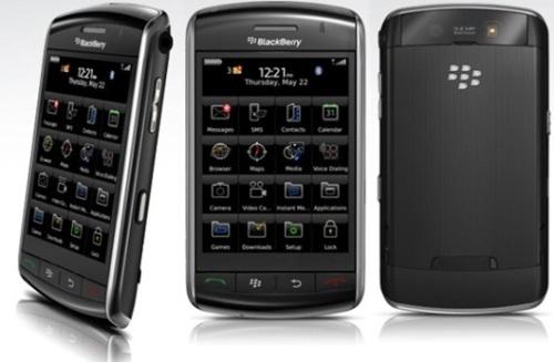 Huella digital - No se sabe cuándo Blackberry funcionará correctamente