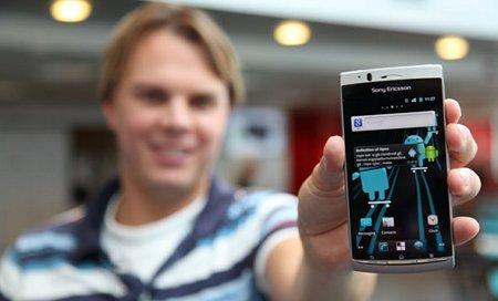 Huella digital - Sony Ericsson decide apoyar a los desarrolladores independientes