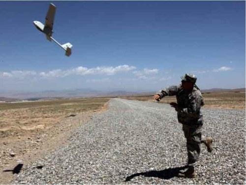 Huella digital - Virus informático ataca flota de aviones no tripulados en Estados Unidos