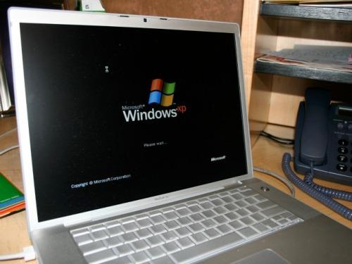 Huella digital- Windows XP cumple 10 años, y se resiste a decir adiós