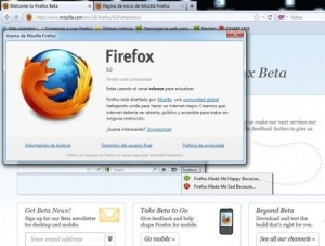 Huella digital - Firefox se la juega en 2012