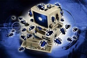 Huella digital - Bloqueados computadoras por virus muy fuerte en España