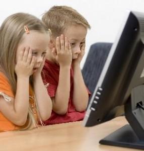 Huella digital - Internet Escenario de la lucha contra la pornografía infantil