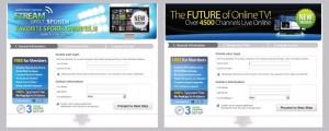 Huella digital - Los cibercriminales crean páginas web fraudulentas para retransmitir partidos de la UEFA Champions League