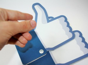 huella digital - Cómo armar una página para su Pyme en Facebook