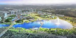 Huella digital - Conozca la ciudad del futuro con tecnología LED y transporte eléctrico