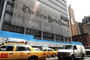 huella digital - The New York Times denunció que el Ejército chino intentó hackearlo