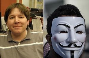 huella digital - Ex periodista de Reuters se declara inocente de conspirar con Anonymous