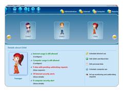 huella digital - Cinco herramientas para controlar la navegación web de los menores (04)