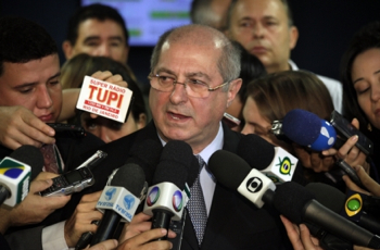 Foto: Paulo Bernardo Silva / Ministerio de Comunicaciones de Brasil