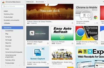 Foto: Captura de la tienda web de Chrome / b:Secure