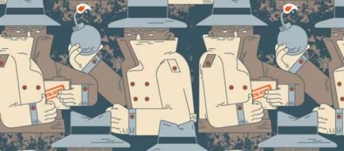 huella digital - Las herramientas del espionaje masivo (1)