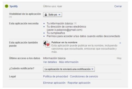 huella digital - Cómo mantener tu privacidad en Spotify (4)