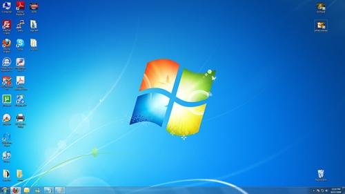 huella digital - Cómo hacer capturas de pantalla con Windows
