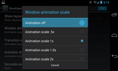 huella digital - Sencillo truco para acelerar cualquier móvil con sistema operativo Android