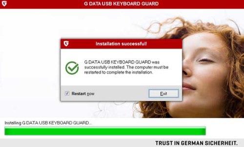 huella digital - G Data desarrolla una herramienta gratuita para proteger USB manipulados