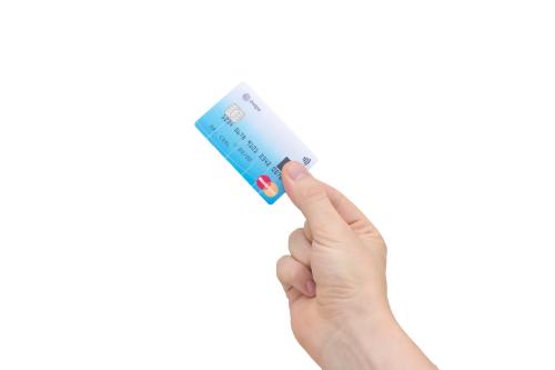 huella digital - La primera tarjeta biométrica contactless del mundo
