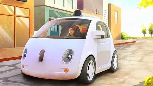 huella digital - Los coches autónomos también son vulnerables a hackeos