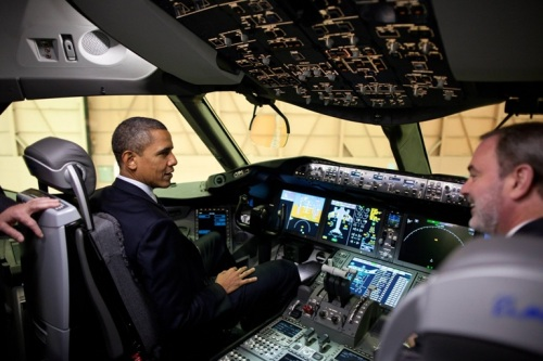 huella digital - El Boeing 787 podría pararse de repente por error software