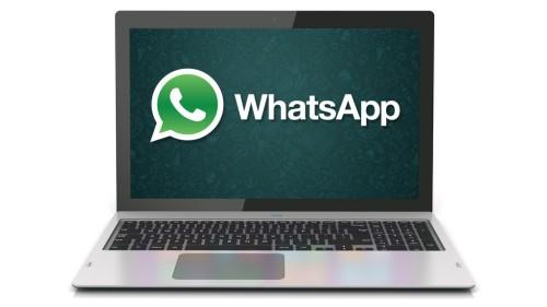 huella digital - Virus en nombre de WhatsApp Ahora por email