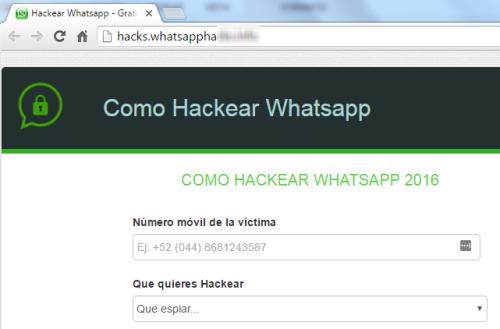 huella digital - Quieres hackear WhatsApp Hacer clic no te permitirá leer conversaciones ajenas…