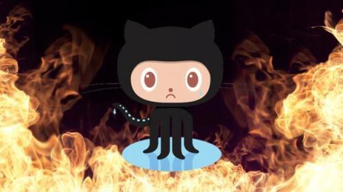Seguridad Informática. EL Mayor ataque visto de DDOS golpea el sitio web de Github