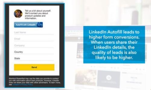 huella digital - Un fallo en LinkedIn podría permitir el robo de datos personales de los usuarios