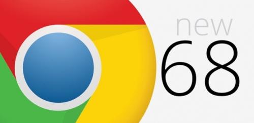 huella digital - Llega Google Chrome 68 con varias mejoras en la seguridad y el rendimiento