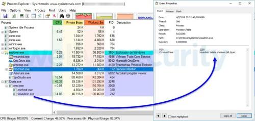 huella digital - Seguridad Informática. Nueva campaña de ransomware crysis se propaga a través del correo