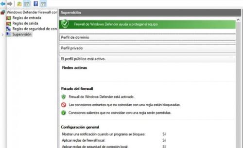 huella digital - huella digital - Windows Firewall Control conoce esta herramienta para configurar y controlar el firewall de Windows