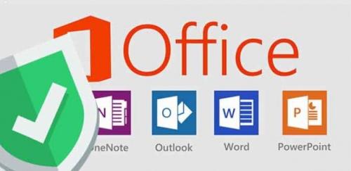 huella digital - Microsoft añade su propio antivirus en las aplicaciones de Office