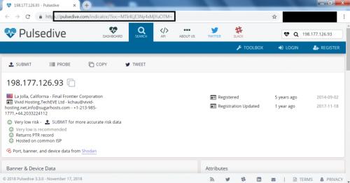 huella digital - comience a hackear con extensiones de navegador