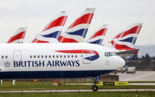 huella digital - Vulnerabilidad de desbordamiento de búfer en pantallas de los vuelos de British Airways