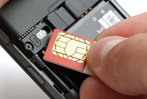 huella digital - Cómo localizar e impedir el uso de un teléfono móvil robado