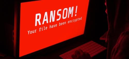 huella digital - Ransomware ataca cinco grandes compañias del sector salud