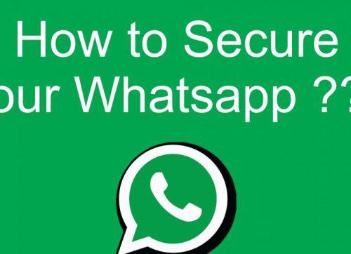 huella digital - Cómo verificar si mi cueta de Whatsapp ha sido hackeada