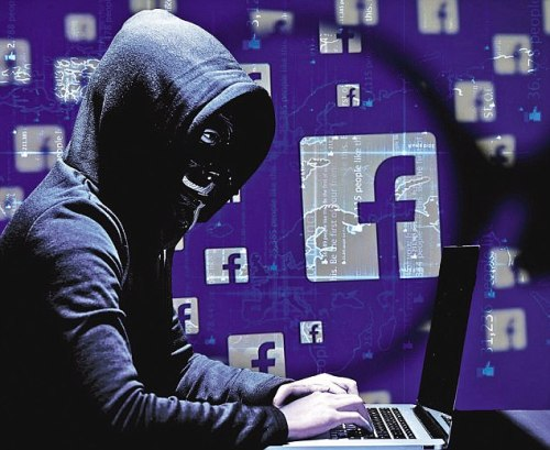huella digital - Miles de personas infectadas con virus en páginas de Facebook