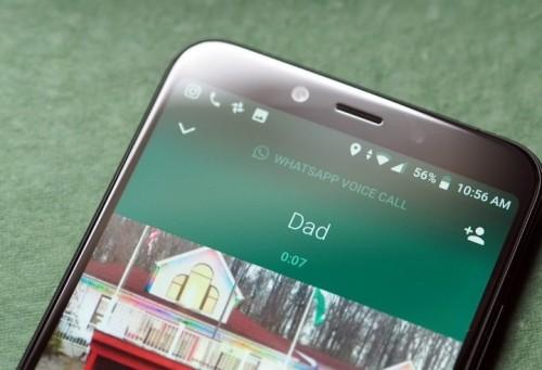 huella digital - El Iphone bloqueará llamada de voz en segundo plano en Whatsapp y Facebook Messenger