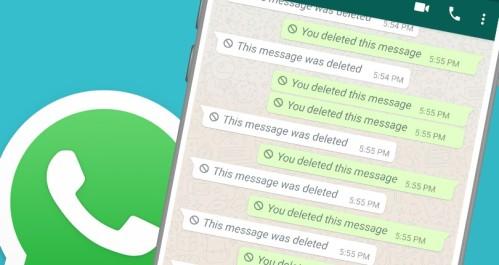 huella digital - La App móvil Wamr permite recuperar mensajes eliminados de Whatsapp pero compromete la privacidad