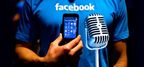 huella digital - Los empleados de Facebook escuchan sus conversaciones sexuales privadas a través del micrófono