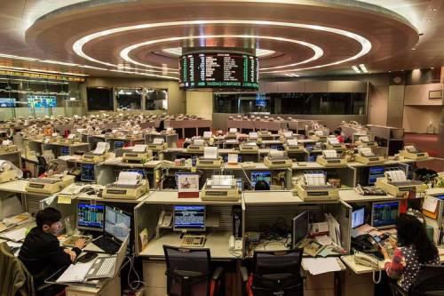 huella digital - Bolsa de valores de Hong Kong ha sido Hackeada