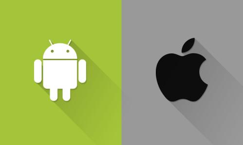 huella digital - Finalmente, los dispositivos Android son más seguros que los de Apple. Ya no es necesario gastar $$$$ en una manzana mordida