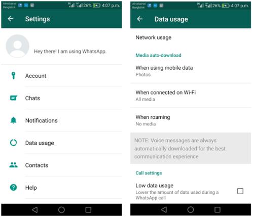 huella digital - Descargar un archivo de video en Whatsapp podría permitir que su Smartphone sea hackeado